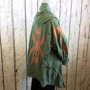 Bliss & Mischief X NSF Embroidered Tribal Jacket